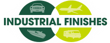 industrial finishes logo